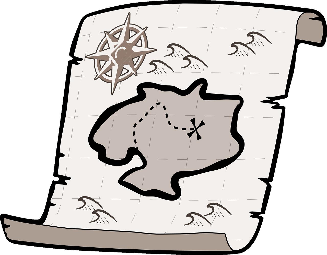 Althea Feng Shui treasure-map