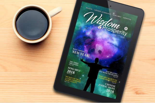 Wisdom and Prosperity magazine