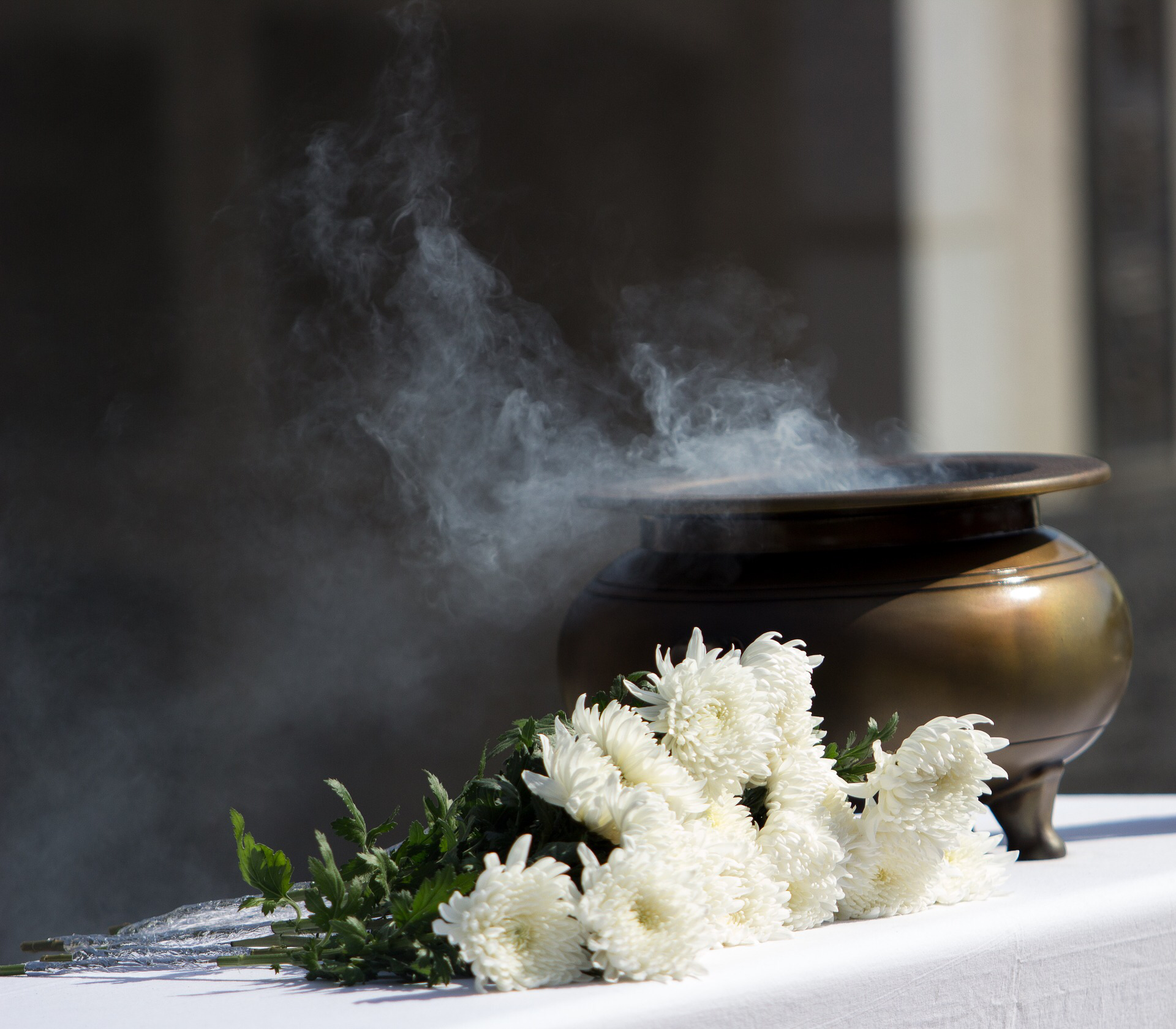 Althea Feng Shui Incense-and-flowers