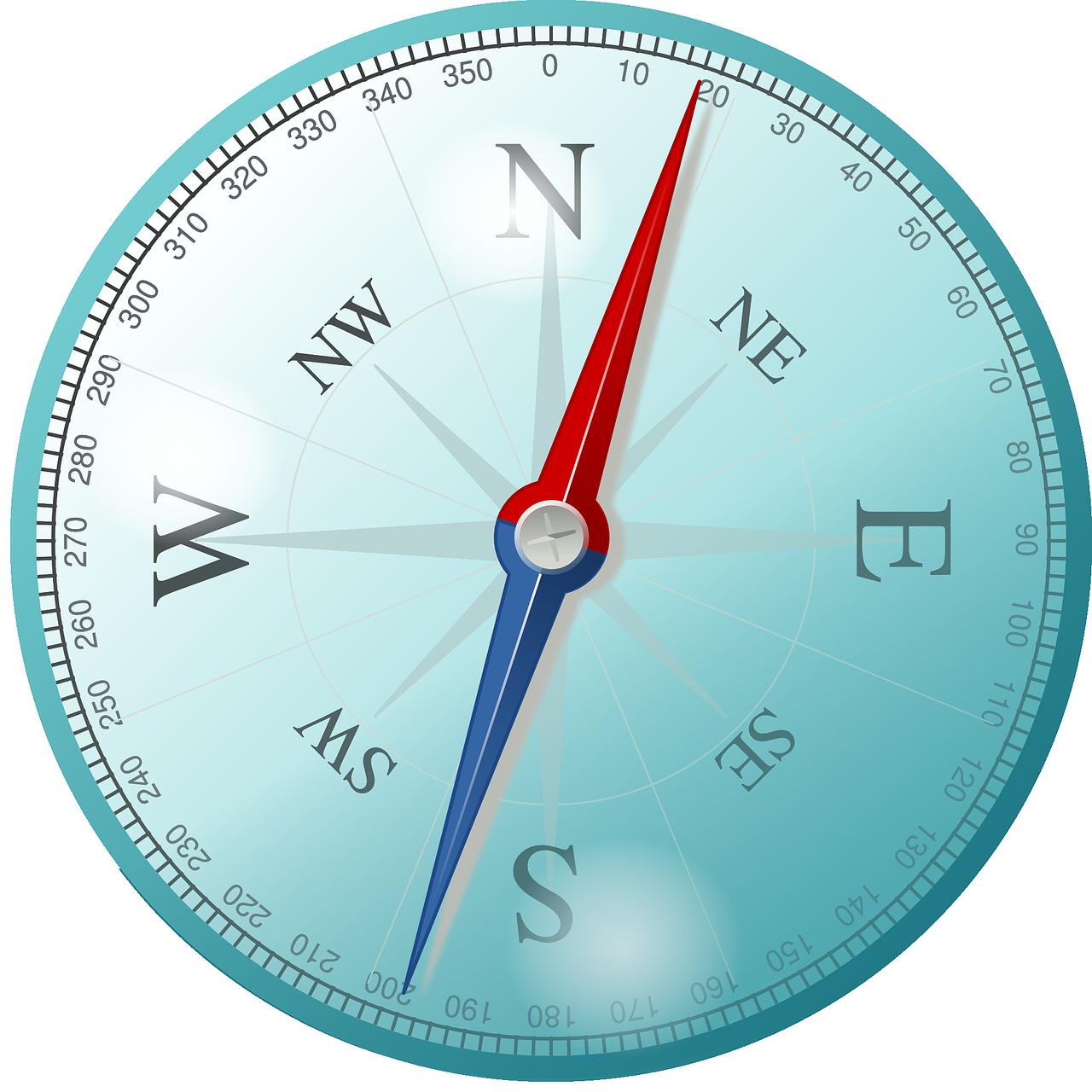 Althea Feng Shui compass