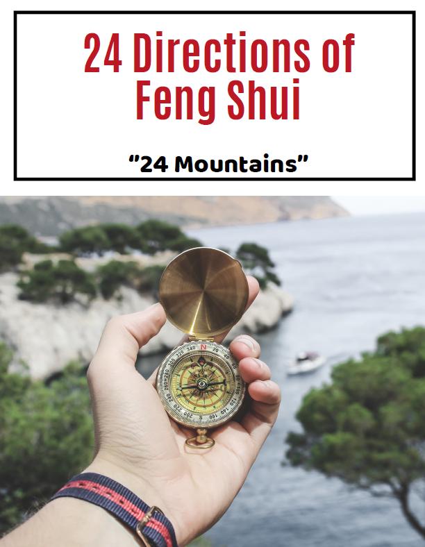 Feng Shui 24 Directions